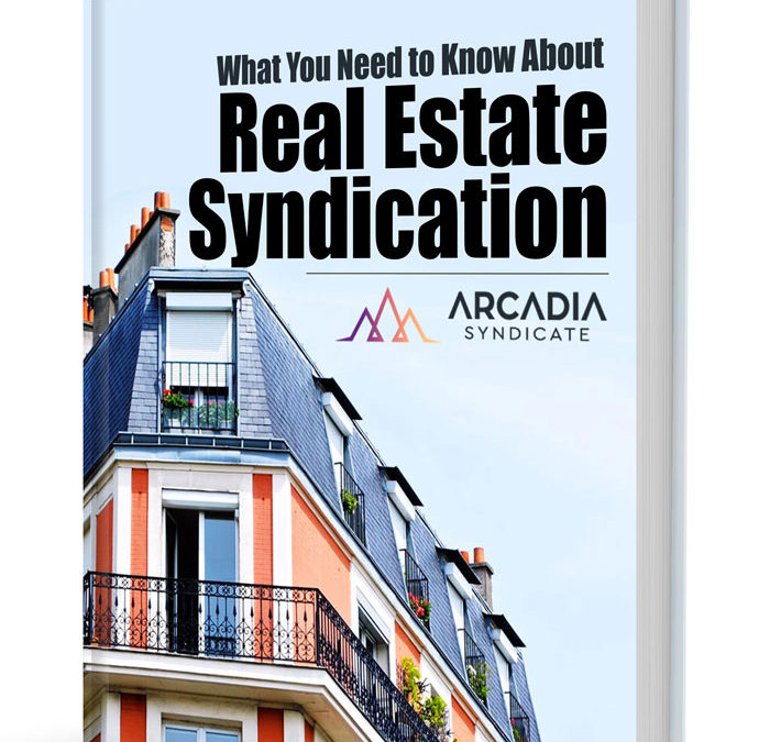 New Ebook On Real Estate Syndication Now Available